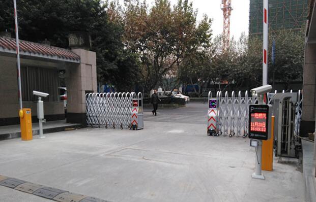 车牌识别一体机应用于停车场的优势有什么
